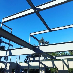 Immanuel Structural Steel
